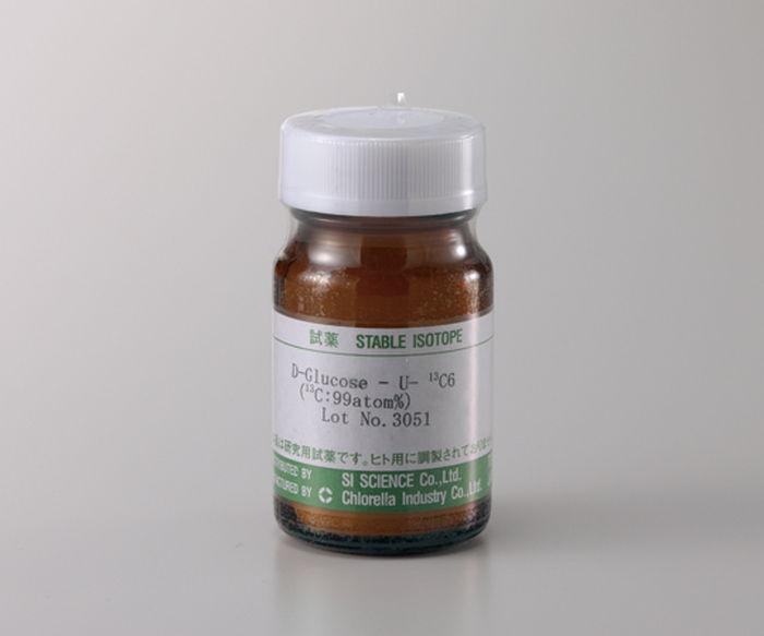 化合物D-GLUCOSE5g【02P06Aug16】
