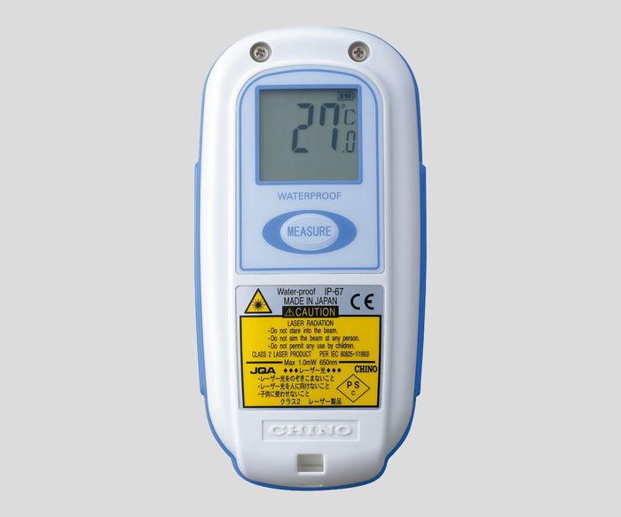 防水形ハンディ放射温度計IR-TE2-A【02P06Aug16】