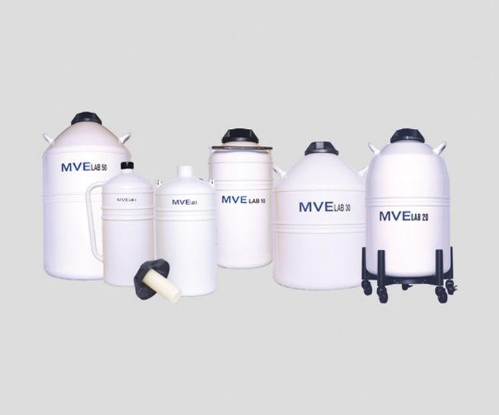 液体窒素保存容器LAB50【02P06Aug16】