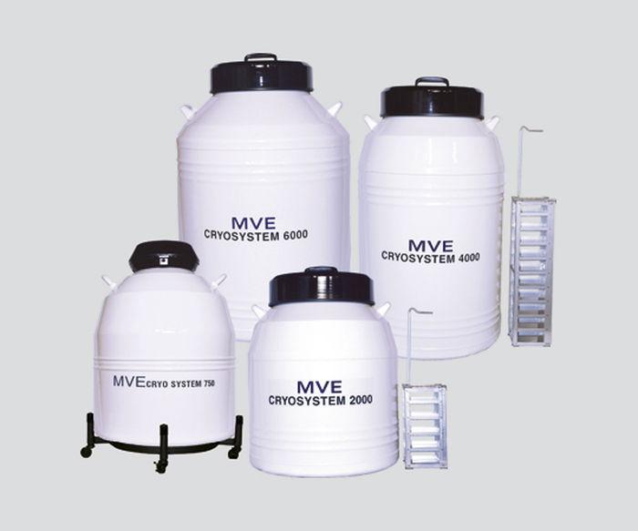 液体窒素容器CryoSystem750
