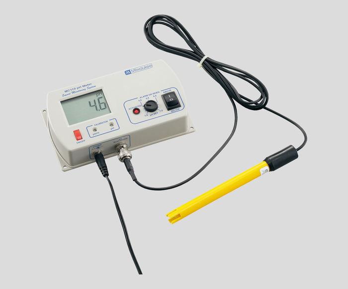 連続水質測定器MC310型 ECモニター【02P06Aug16】