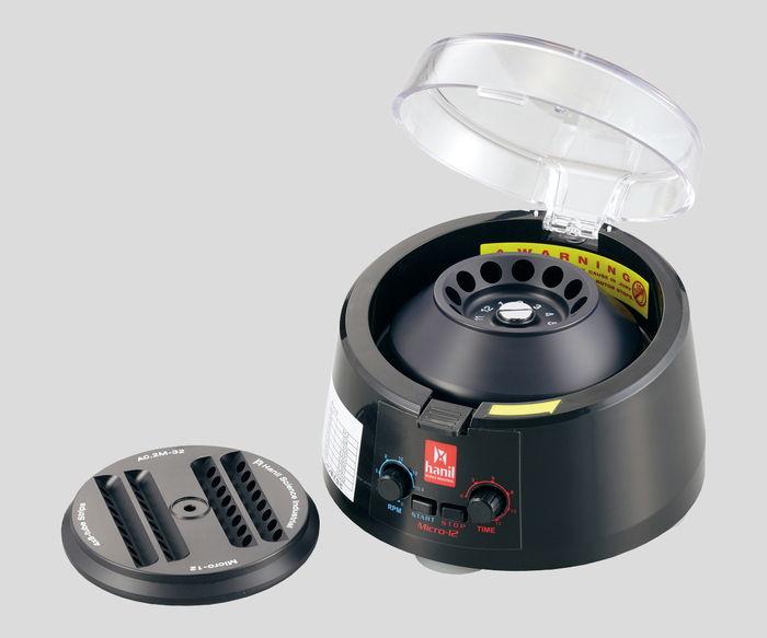 小型微量高速遠心機Micro 12