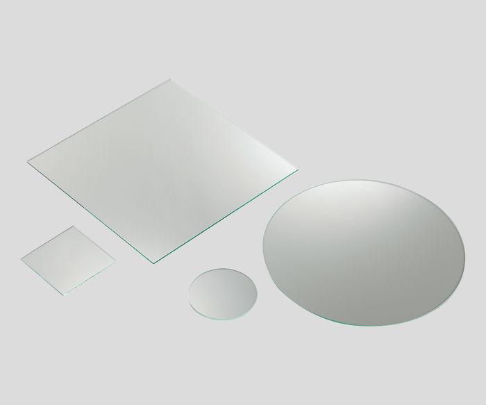 ガラス板□200-5 石英