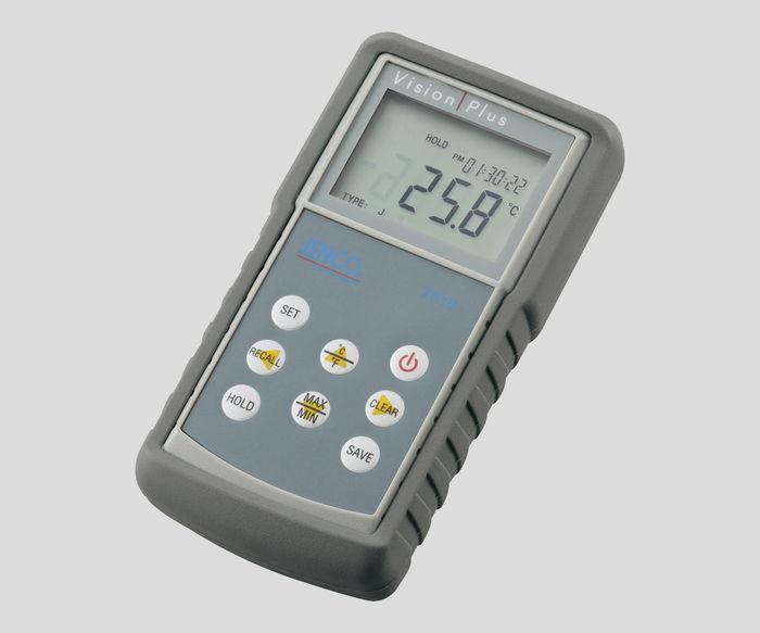 防水型デジタル温度計7810
