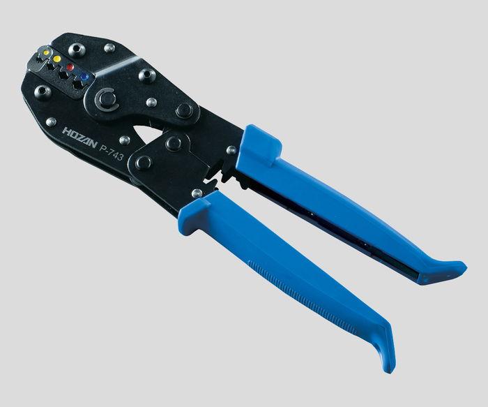 圧着工具P-743