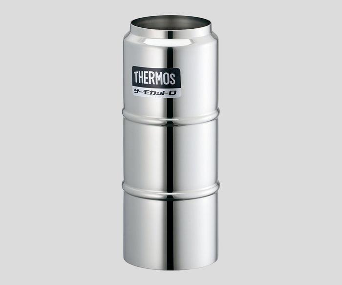 ステンレスデュワー瓶D-1001W 栓付