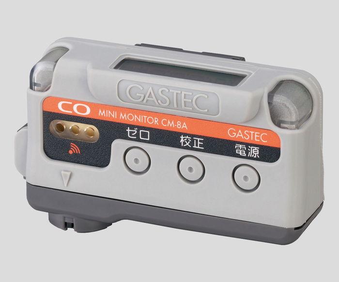 装着形一酸化炭素検知警報器 CM-8A【02P06Aug16】