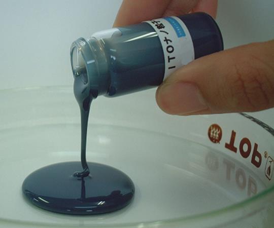 【アズワン】 ITOナノ粒子トルエン分散液10wt%【02P06Aug16】