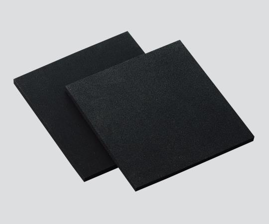 【アズワン】 シートFR-350-黒-□500-1