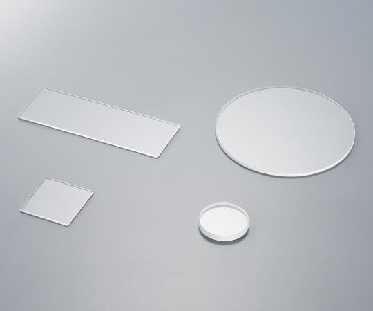 【アズワン】 溶融石英研磨板 □100-3