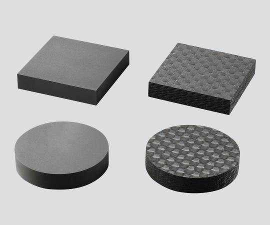 【アズワン】 黒鉛板C/C-○80-1【02P06Aug16】