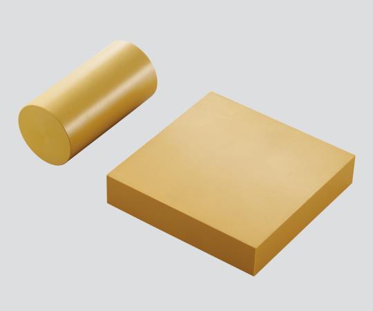 【アズワン】 耐熱ポリイミド成形体角板材□300-10