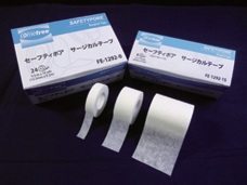 安価で使いやすいサージカルテープのご提案 【あす楽】【感謝価格】ComeFree社(カムフリー社) サージカルテープ スキンポアFE 5092S(入数が少ないタイプです)