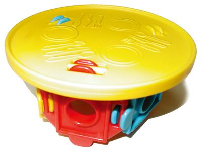 【送料無料】【無料健康相談 対象製品】プチブロック ままごとセット 【安心の知育玩具 一歩(はじめ)社製】