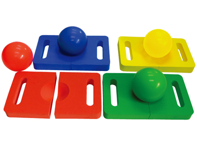 【送料無料】【無料健康相談 対象製品】いっしょに玉はこび 【安心の知育玩具 一歩(はじめ)社製】