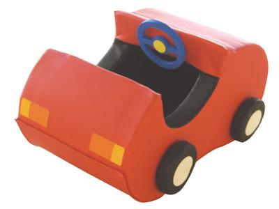 【送料無料】【無料健康相談 対象製品】乗って遊ぼう!スポーツカー 【安心の知育玩具 一歩(はじめ)社製】