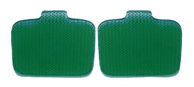 お得クーポン発行中 オームパルサーオプションパーツ スリーエイトPAD 4枚入 メーカー直送 L