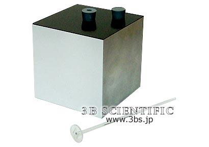【送料無料】【無料健康相談 対象製品】熱輻射実験器(Leslie's Cube)
