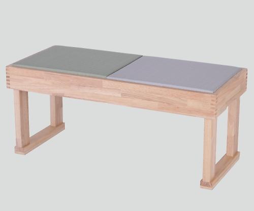 畳縁台(明日香の里) 樹脂 引目グレー・グリーン