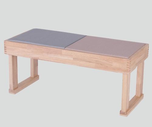 畳縁台(明日香の里) 樹脂 目積ピンク・グレー