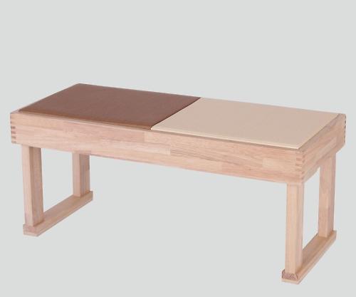 畳縁台(明日香の里) 樹脂 目積ライトイエロー・ブラウン