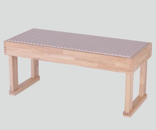 畳縁台(明日香の里) 樹脂 引目市松柄ピンク