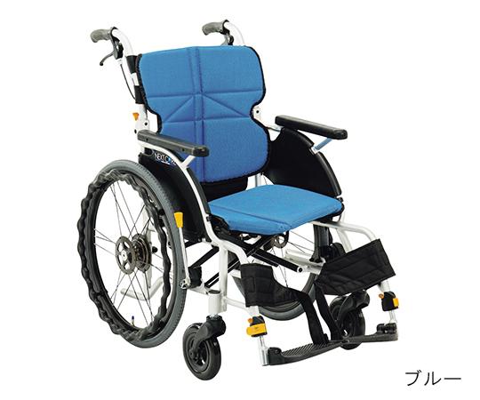 ネクストコア・プチ(アルミ製自走式) ブルー