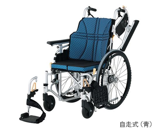 ウルトラモジュール7 自走式・ノーパンクタイヤ 青