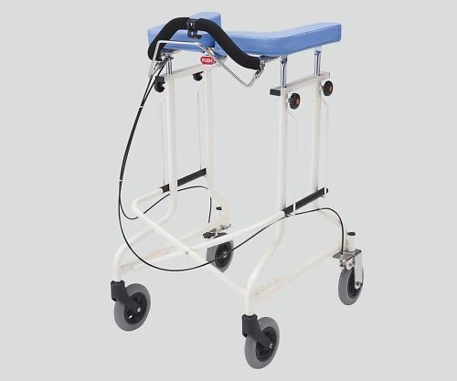歩行補助器(アルコー1S-C型・折りたたみ式) 600×682×885~1085