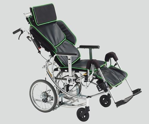 座面昇降型リクライニング車椅子(アルミ製)
