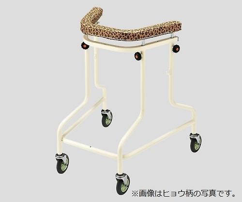 らくらくあるくん(R)~ネイチャー~(ネスティング歩行器) 抵抗器付き フラワー