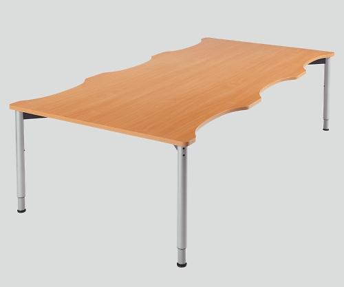 HLTテーブル(天板昇降タイプ) 2400×1200×700~850