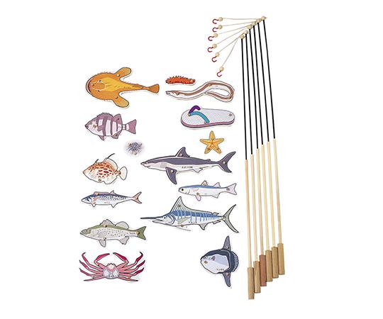 釣りっこ 釣りっこ2 魚15種・竿6本
