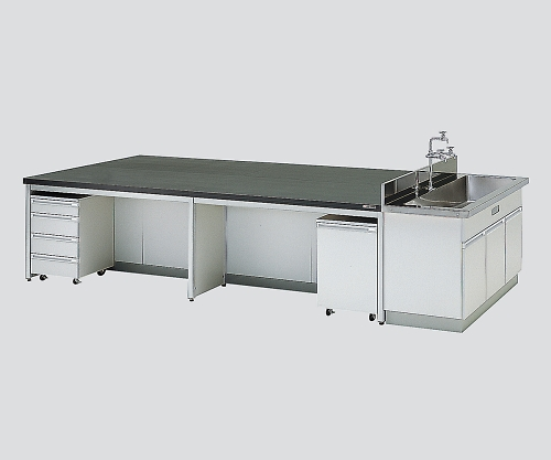 中央実験台HCOB-2412       【特大配送料別途】
