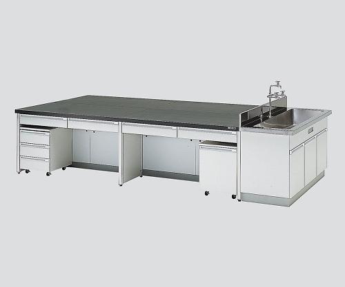 中央実験台HDOB-2412       【特大配送料別途】