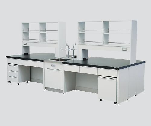 中央実験台HDOL-2412       【特大配送料別途】
