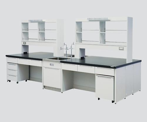中央実験台HDON-2412       【特大配送料別途】