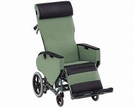 【送料無料】ティルト&フルリクライニング車椅子 エリーゼ モケットタイプ FR-31TR B-16 松永製作所 【非課税】 W0393【02P06Aug16】
