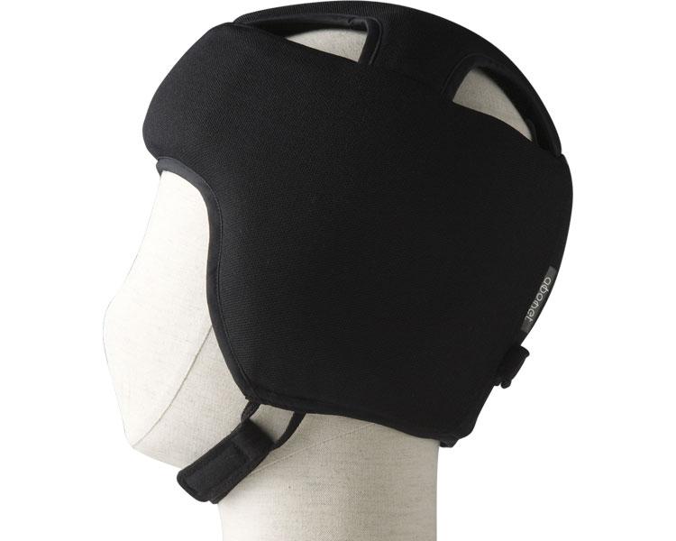 【送料無料】アボネットガードBタイプ(深型) スタンダードN  M 2077 ブラック 特殊衣料 【非課税】 W1640