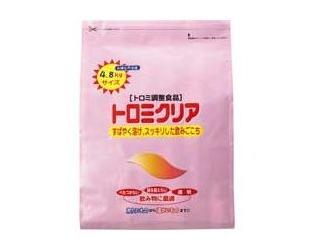 【送料無料】トロミクリア                4.8kg ヘルシーフード E0312