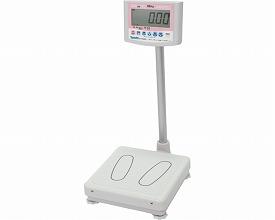 【送料無料】デジタル体重計  (国家検定品) DP-7800PW-120 大和製衡 M0373