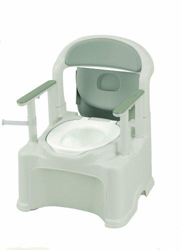 【送料無料】ポータブルトイレ きらく P2シリーズ 標準タイプ   PS2型 (47530)【リッチェル】 T0667