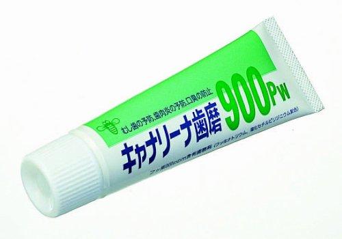<ロット>キャリーナ 歯磨900Pw  40g 【ビーブランド・メディコーデンタル】 E0386 20個