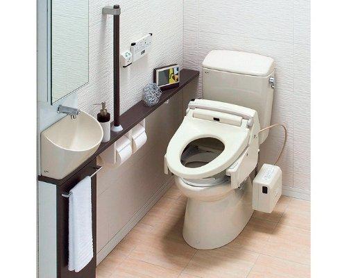【送料無料】シャワートイレ便座昇降装置 おしリフト (CWA-40)【LIXIL】 T0630【02P06Aug16】