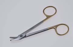 【感謝価格】T/Cユニバーサル(ワイヤー剪刀) 12cm 医療用ステンレス器具【メール便対応可能】