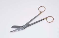 【送料無料】【感謝価格】T/Cリスター剪刀(包帯剪刀) 18cm 医療用ステンレス器具