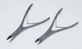 【感謝価格】骨剪刀 リストン型 19cm 曲 医療用ステンレス器具【メール便対応可能】