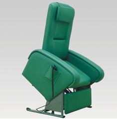 【送料無料】【専門家による1年間の無料介護相談付】西川リビング 立ち上がり補助椅子 らくらく   【smtb-s】 【fsp2124-6m】【02P06Aug16】