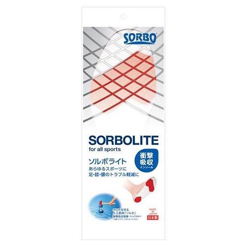 送料無料 代引不可 無料 SORBO ソルボ ソルボライト CP M 爆売り 25.0-26.0cm