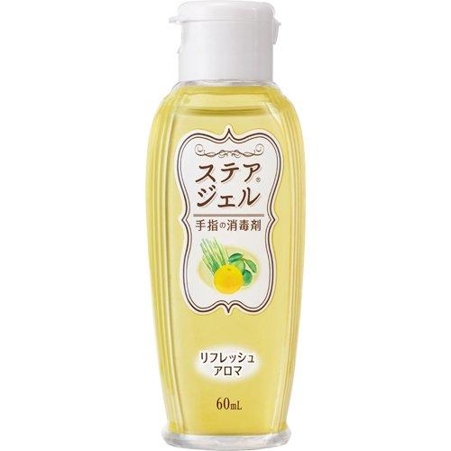 期間限定特価品 川本産業 5☆好評 ステアジェルアロマ60ml